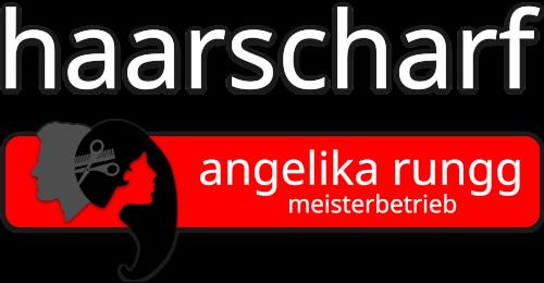 Logo Haarscharf